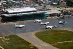 aéroport de Pointe Noire