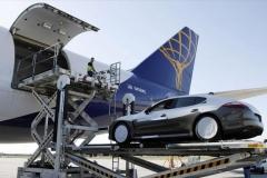 Fret aérien voiture de Luxe