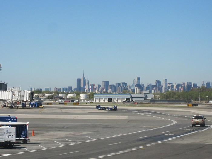 aéroport de New York